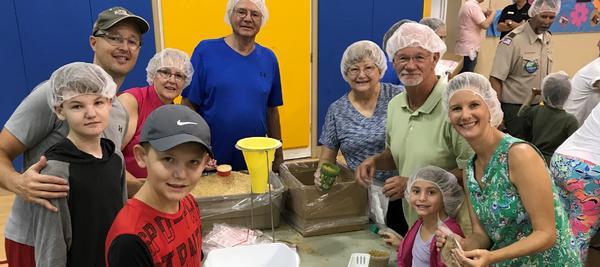 Meals of Hope napleskara.com Hurricane Irma Relief